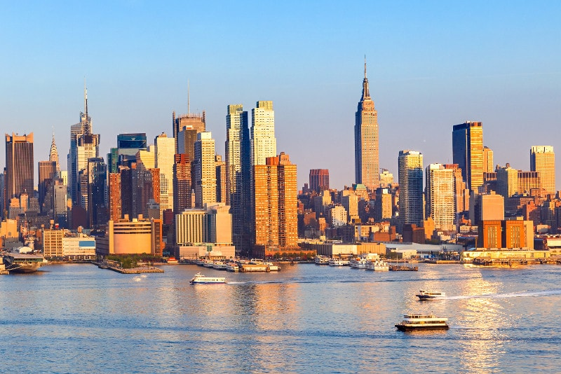 La vista su Manhattan - Cose da fare a New York