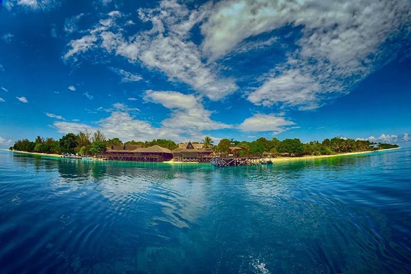 Mataking - isole in Asia