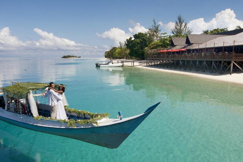 Mataking Island - Islands in Asia