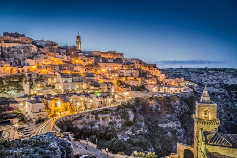 Matera, Basilicata - Posti da visitare in Italia