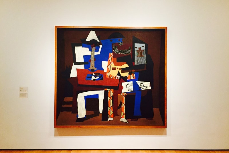 Moma Museum in NYC - Bucket List ideas