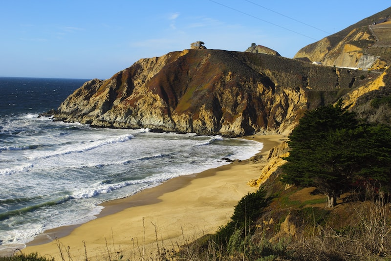 Montara state beach -Things to do in San Francisco