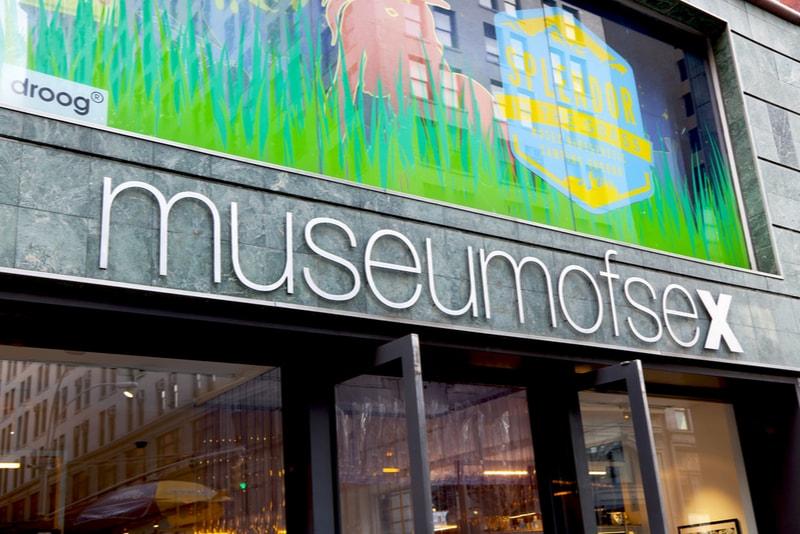 Museum of sex - Choses à faire à New York