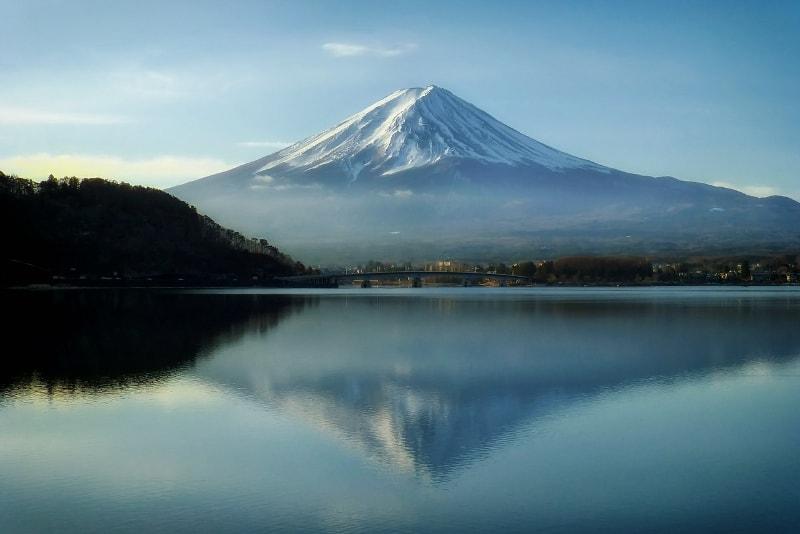 Mount Fuji in Japan - Bucket List ideas
