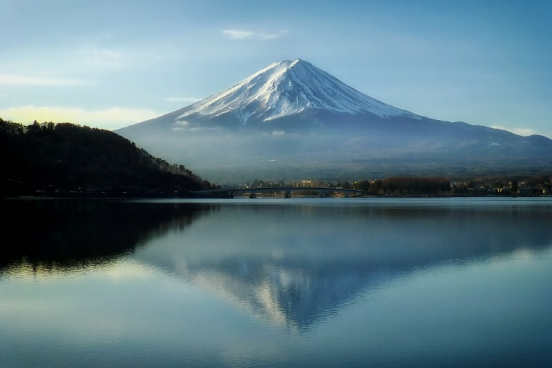 Mount Fuji in Japan - Bucket List ideas