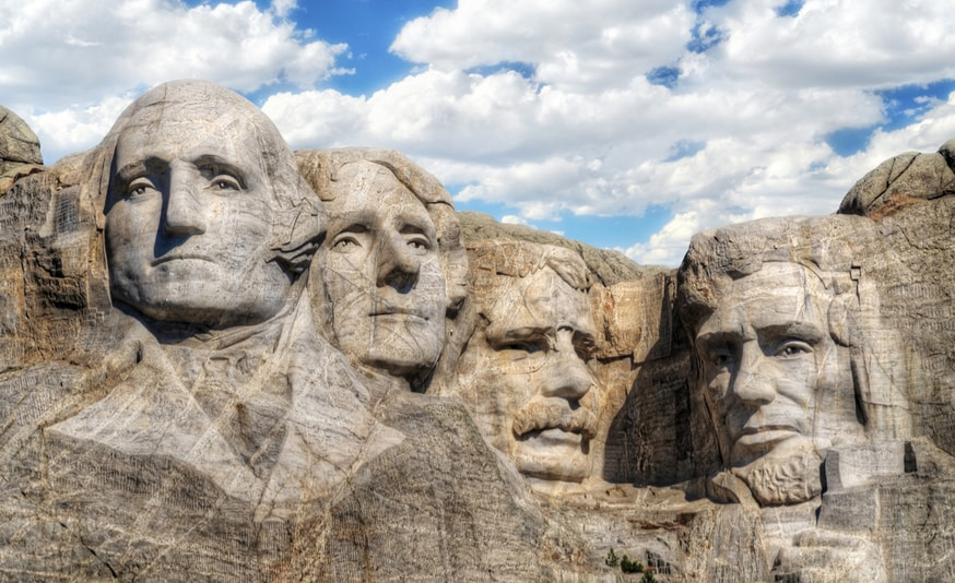 Mount Rushmore - Bucket List ideas