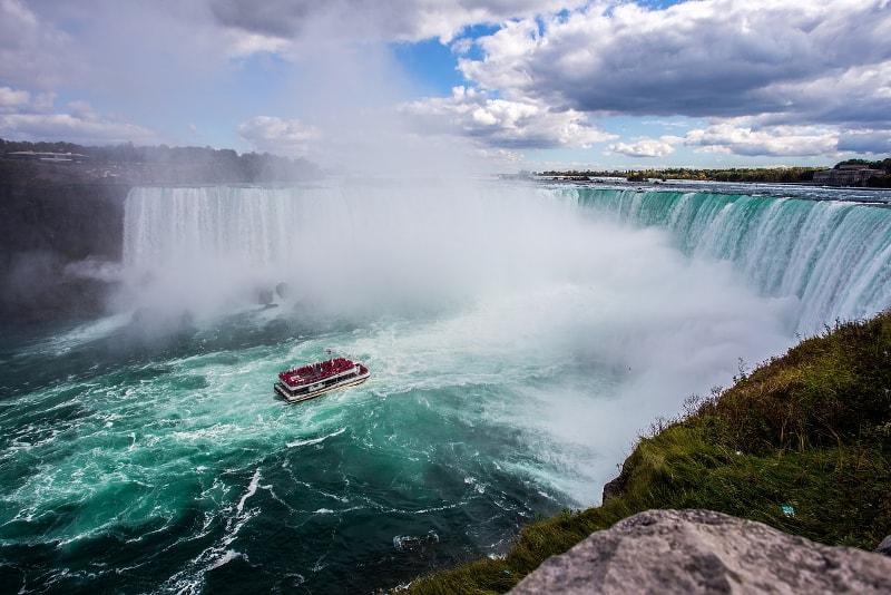 Chutes du Niagara - 100 bucket list