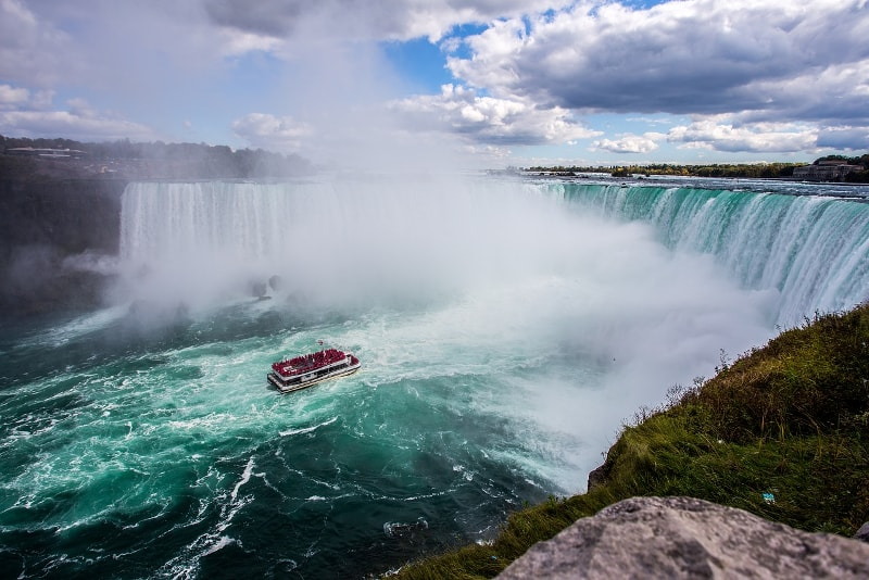 Niagara Falls - Bucket List ideas