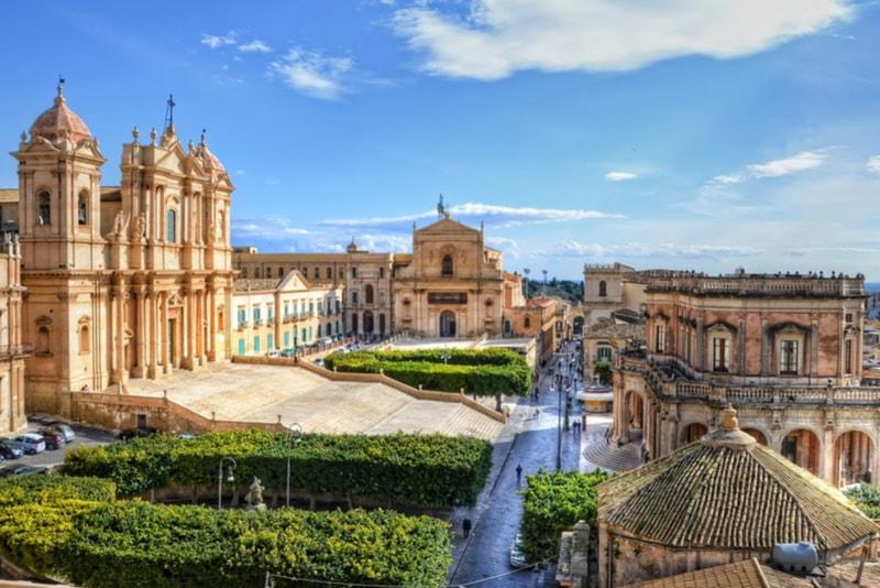 Noto, Sicilia - Posti da visitare in Italia