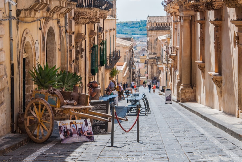 Noto - places to live in Italy