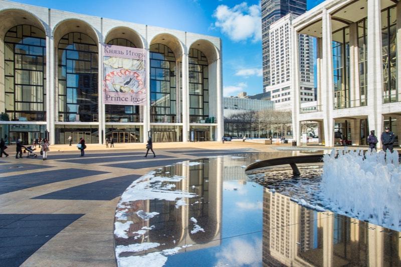 La New York Philarmony Orchestra - Cose da fare a New York