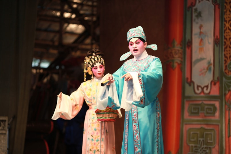 Cantonese opera - things to do in hong kong