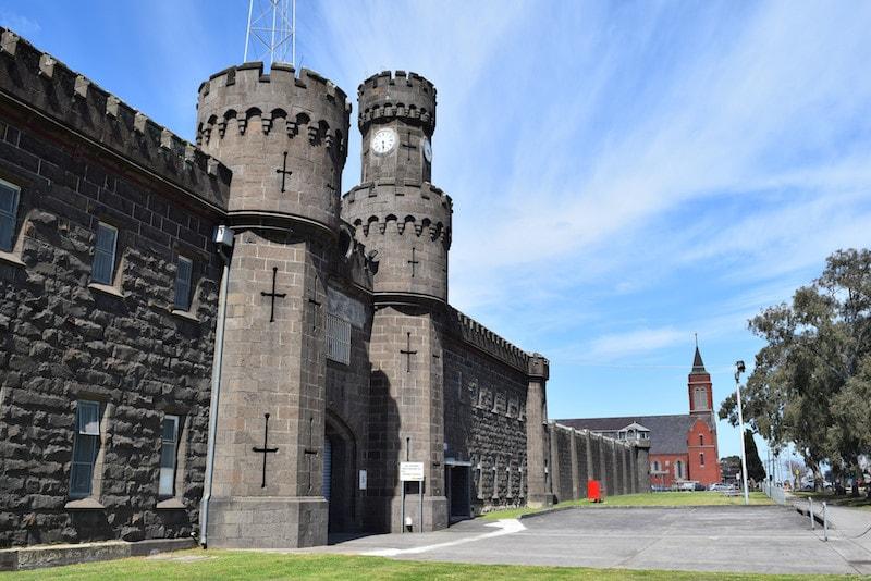 Prison de Pentridge - Que faire en Australie