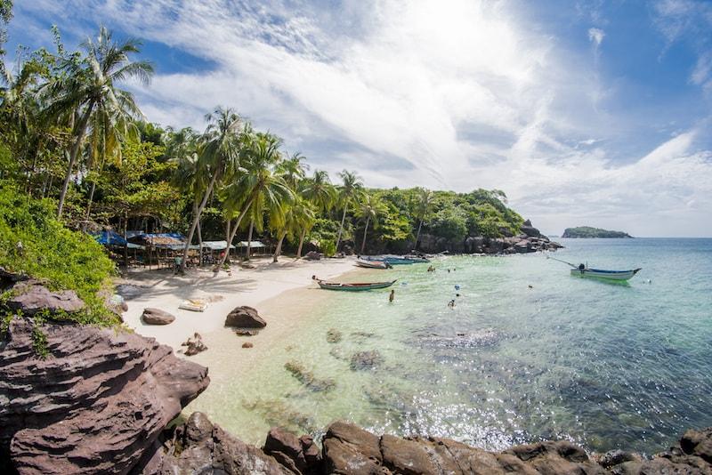Islands in Asia