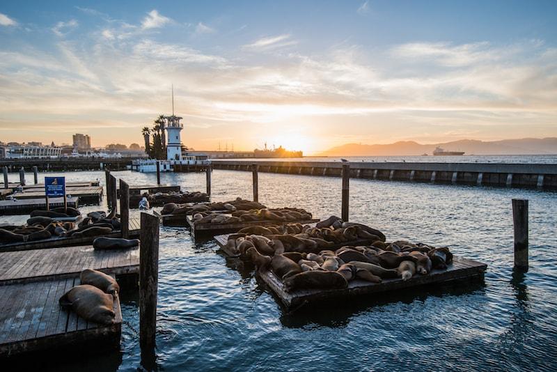 Beach St & The Embarcadero - Choses à faire à San Francisco