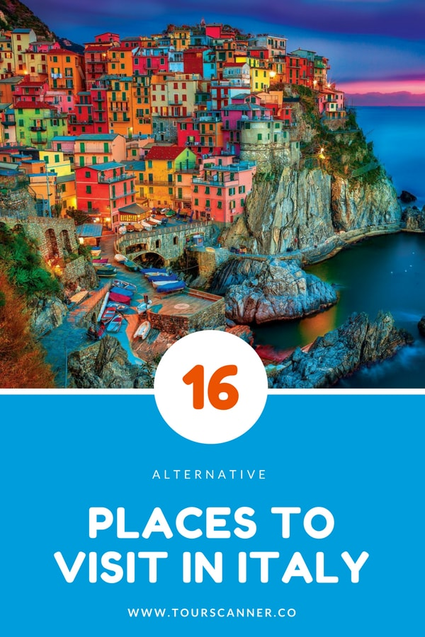 Liguria - Places to visit in Italy