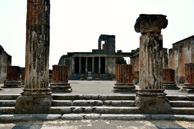 Pompeii - 100 bucket list