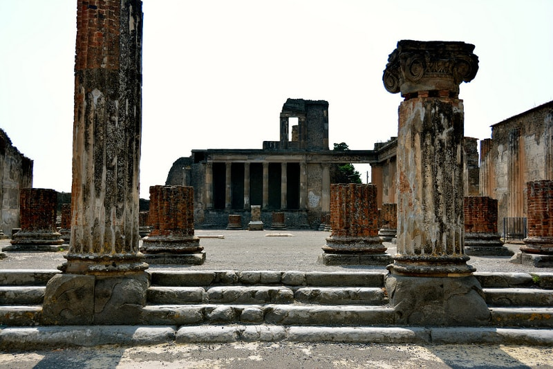 Pompei, Italy - Bucket List ideas
