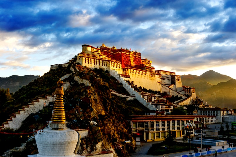 Lhasa in Tibet- Bucket List ideas