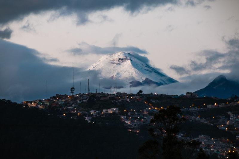 Quito - Lista dei Desideri