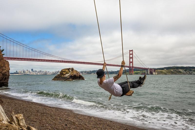 Sensation avec vue - Choses à faire à San Francisco