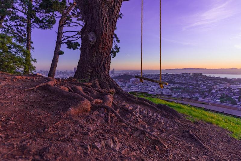 Oscilla su una corda - Cose da fare a San Francisco