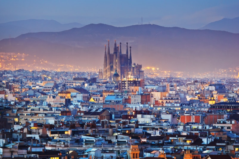 Sagrada Familia in Barcelona - Bucket List ideas