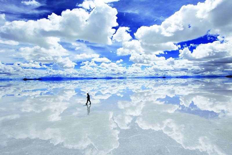 Salar de Uyuni in Bolivia - Bucket List ideas