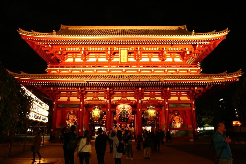 Temple Sensoji - 100 bucket list