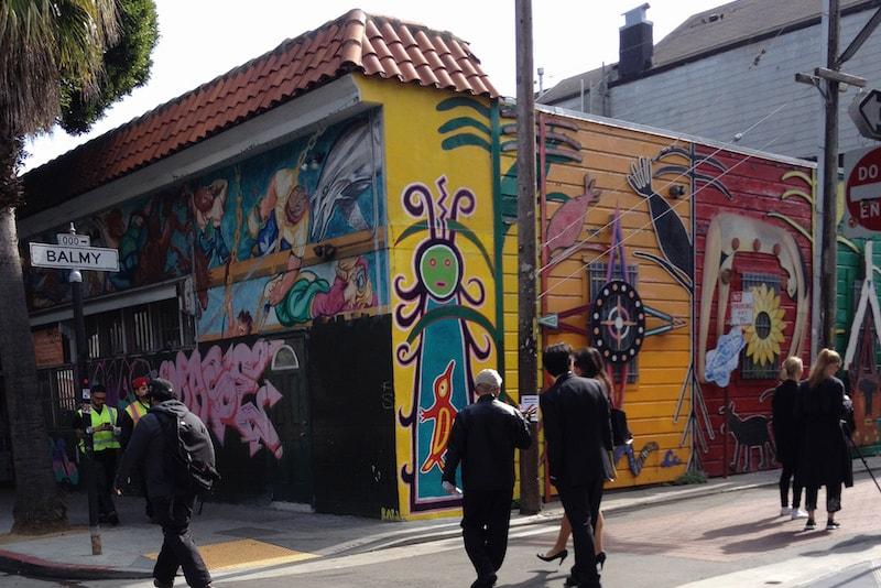 Le street-art de San Francisco - Choses Cool à Faire à San Francisco