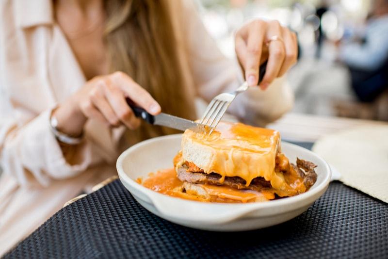 Francesinha - Restaurants à Lisbonne