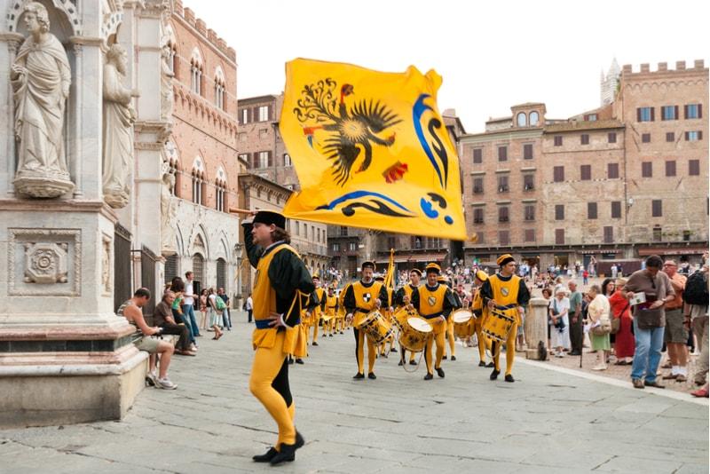 Siena, Toscana - Posti da visitare in italia