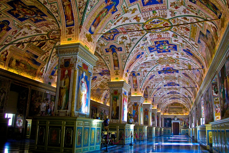 The Sistine Chapel - Bucket List ideas