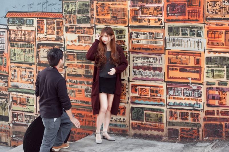 Arte de rua Hong Kong - Coisas para fazer em Hong Kong