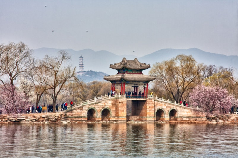 The Summer Palace in Beijing - Bucket List ideas