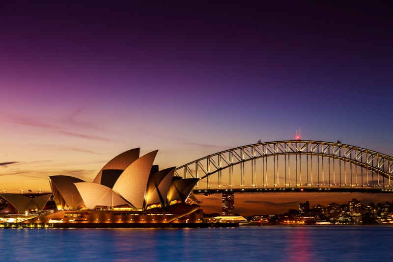 Sydney Opera House - Bucket List ideas