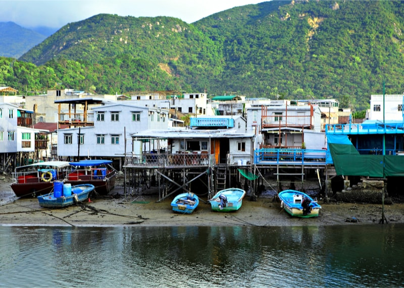 Tai O fishing village - things to do in Hong Kong