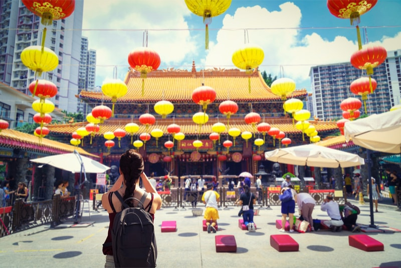 Tai Sin Temple - things to do in Hong Kong