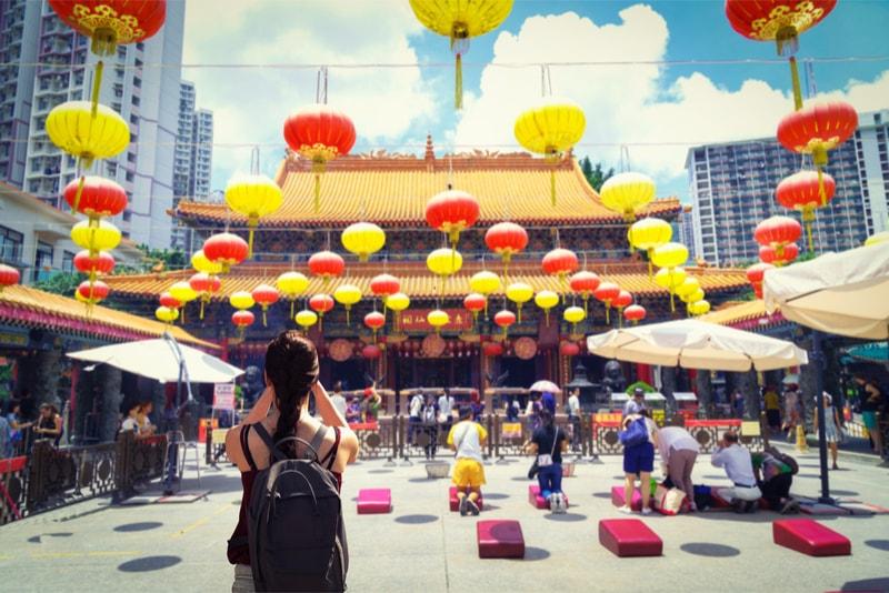 Templo Tai Sin - Coisas para fazer em Hong Kong