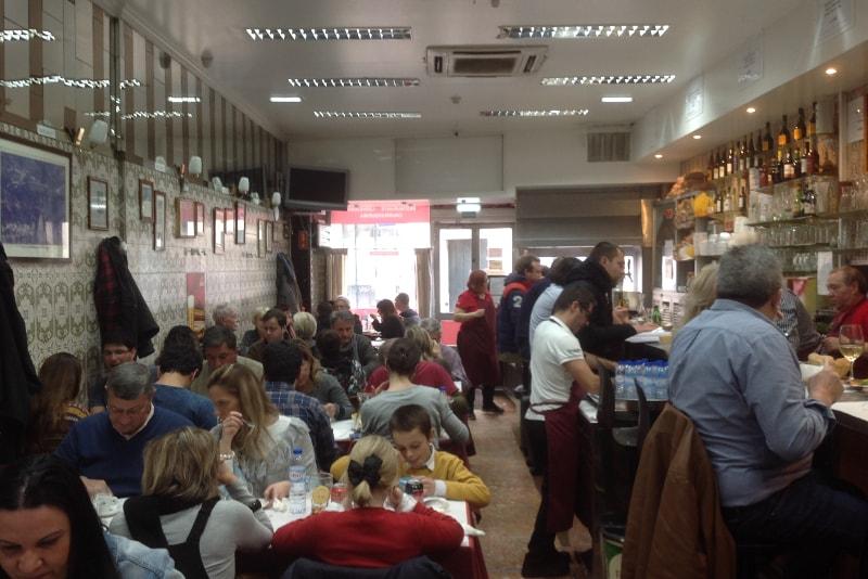 tasca - Restaurants à Lisbonne