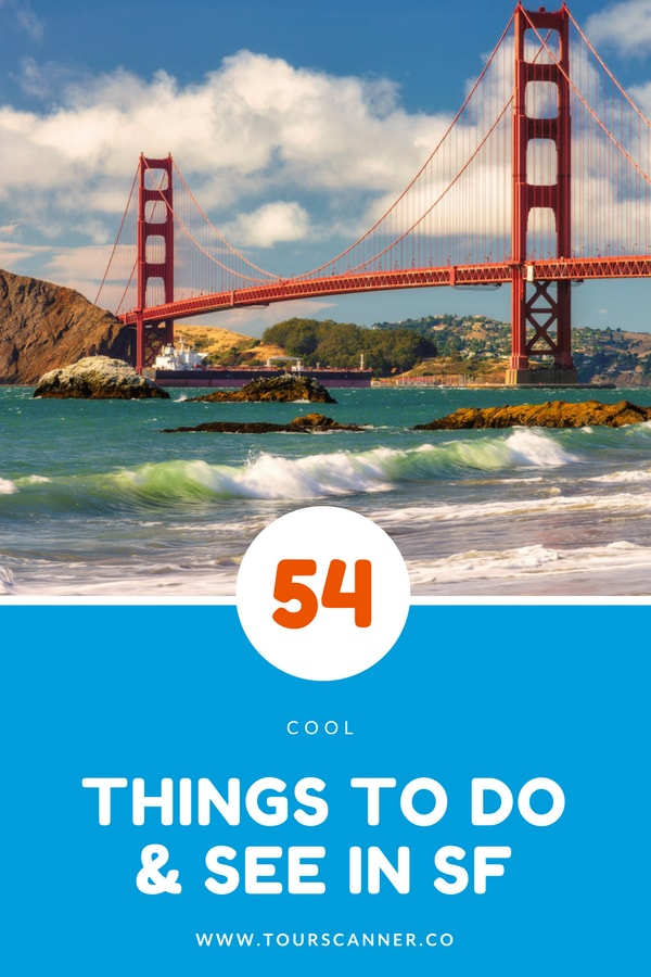 Golden Gate - Things to do and see in San Francisco