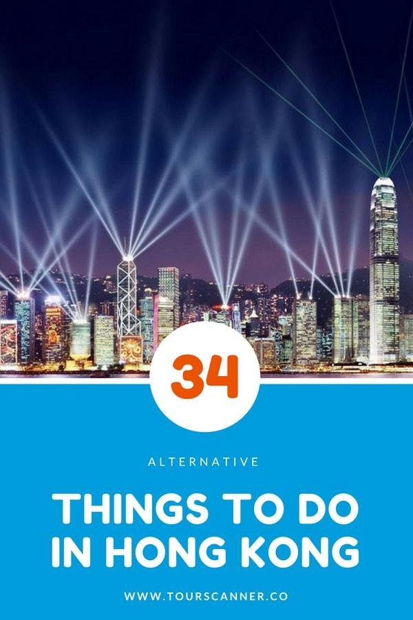 34 Coisas para fazer em Hong Kong
