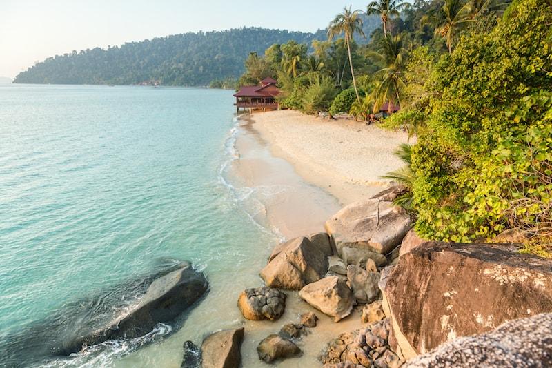 Tioman - isole in Asia