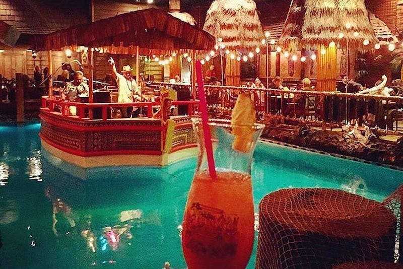 Tonga Room -Things to do in San Francisco