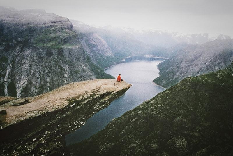Trolltunga in Norway - Bucket List ideas
