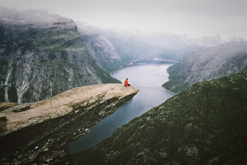 Trolltunga in Norway - Bucket List ideas