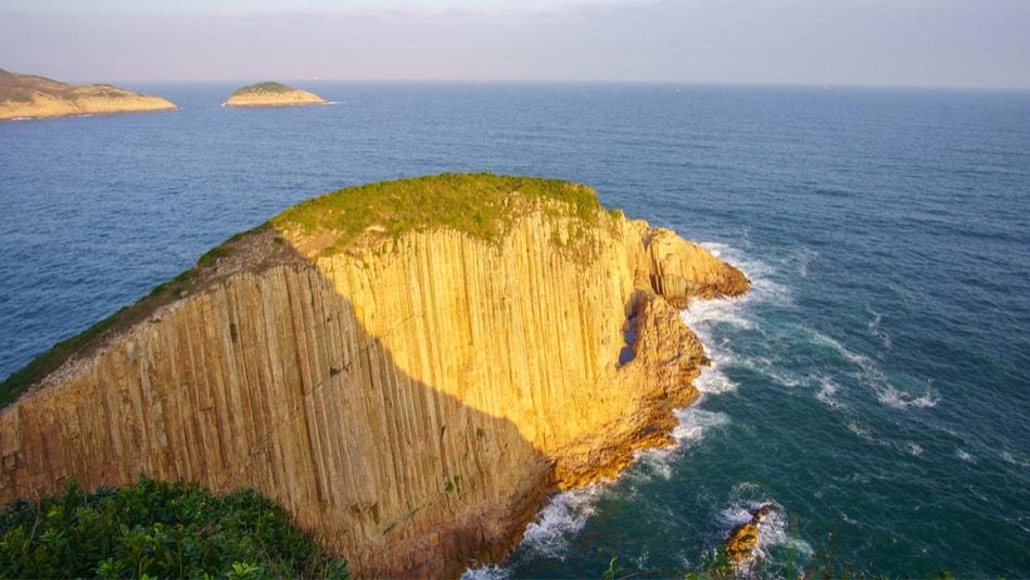 Hong Kong UNESCO Global Geopark - Coisas para fazer em Hong Kong
