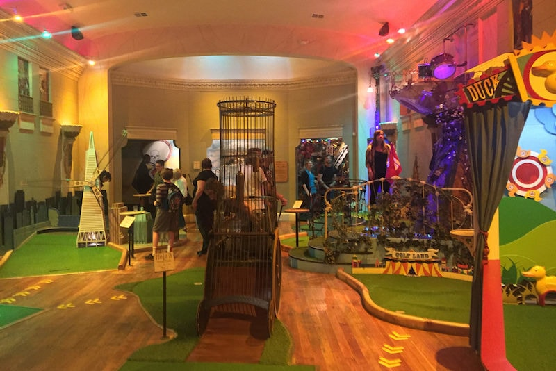 Urban Putt- Choses Cool à Faire à San Francisco