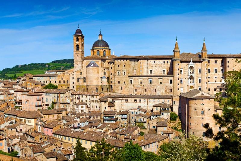 Urbino - Posti da visitare in Italia