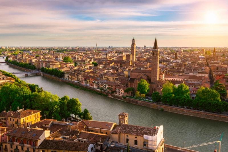 Verona - Posti da visitare in Italia